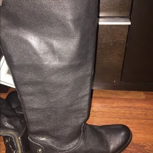 Frye Shoes - New FRYE Melissa pull on boot black 8 1/2